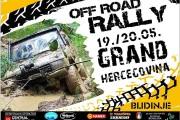 """U organizaciji Off road kluba """"Grand Hercegovina"""" održati će se natjecanje 19/20.05.2018. g."""