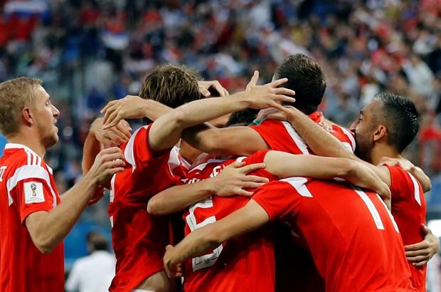 Rusija u 15 minuta slomila Egipat i upisala novu pobjedu