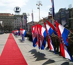 Hrvatska slavi Dan državnosti, stigle čestitke pape Franje, Putina i Trumpa