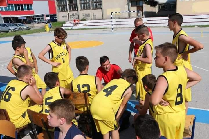 Mladi posuški košarkaši drugi na basketu u Busovači