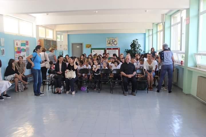 Dan škole proslavljen u OŠ Franica Dall'era u Viru