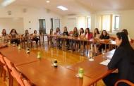 Učenici OGŠ Posušje na svečanom prijemu u Općini
