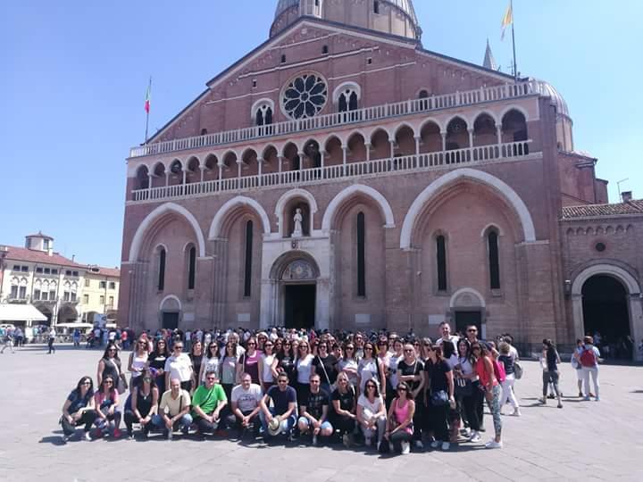 POSUŠJE: Učitelji OŠ Ivana Mažuranića na putovanju u Italiji
