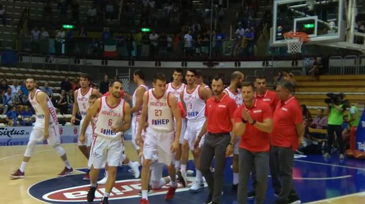Šest koševa Ramljaka u pobjedi Hrvatske nad Italijom