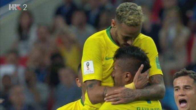 Brazil svladao Srbiju i s prvog mjesta ide u osminu finala