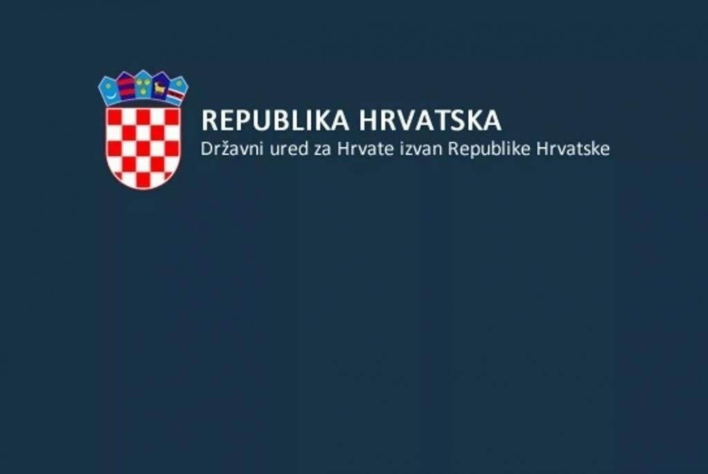 Više od 2,2 milijuna kuna za Hrvate izvan Hrvatske, evo koji projekti su dobili pomoć