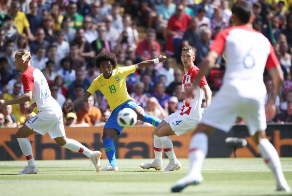 Brazil slavio protiv solidne Hrvatske