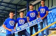 Josip Bešlić potpisao profesionalni ugovor sa Širokim Brijegom