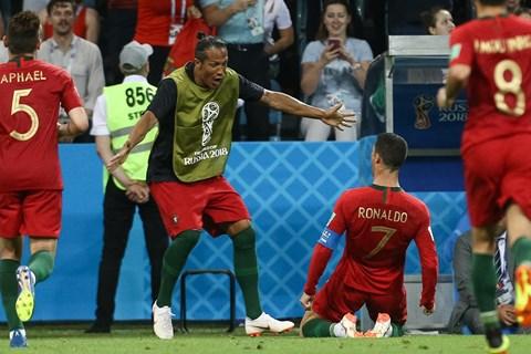 Čudesni Ronaldo donio remi Portugalu protiv Španjolske