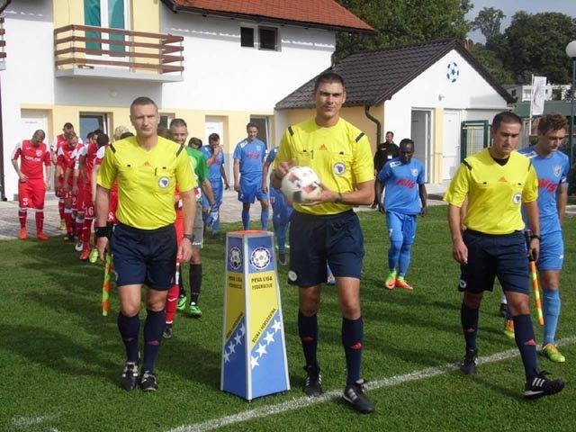 Pripadnik OS BiH brzom reakcijom spasio život nogometašu u Posušju