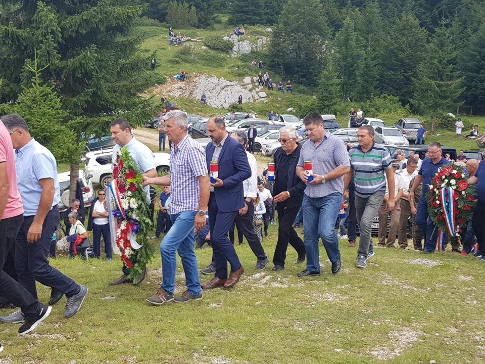 Danas je obilježena 25. obljetnica stradanja hrvatskih vojnika i civila na Stipića livadama
