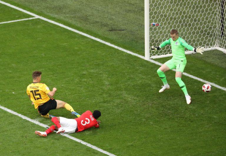 Belgija nadigrala Englesku u susretu za svjetsku broncu