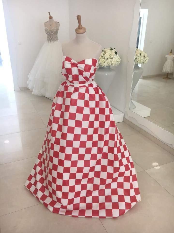 """POSUŠJE: Idealna vjenčanica za """"vatrene"""" mladenke"""