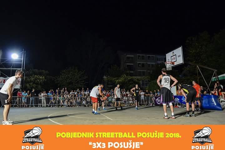 Pehar pobjednika Streetballa Posušje 2018. ostao u Posušju