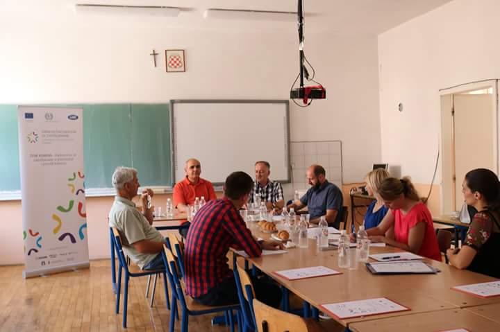 """Usvojena metodologija uspostave i rada lokalnog partnerstva za zapošljavanje Zapadno-hercegovačke Županije"""""""