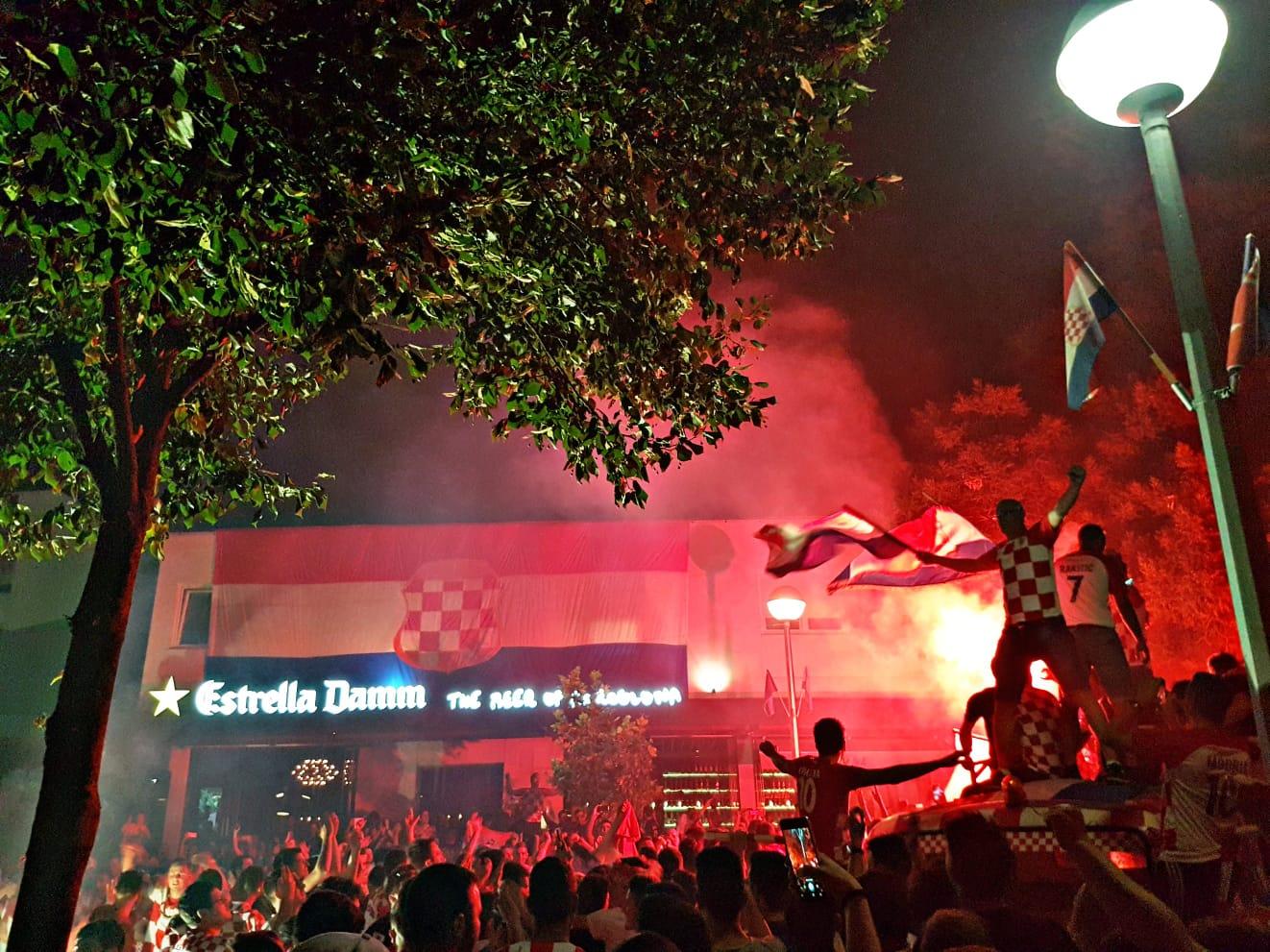 Povijesni uspjeh Hrvatske proslavljen u Posušju