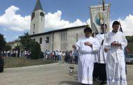 Vinjani proslavili blagdan svete Ane