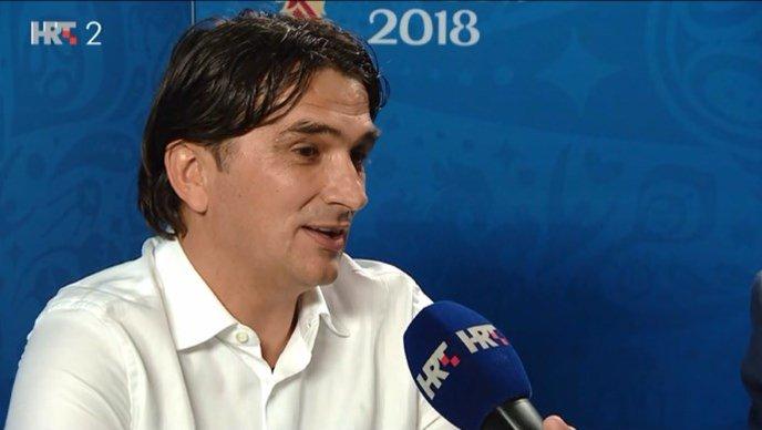 Dalić: Hrvatska ne igra za lovu, nego za narod! Ovo je strašno, pa mi smo u polufinalu
