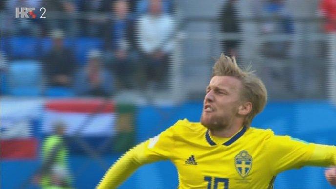Švedska izborila četvrtfinale