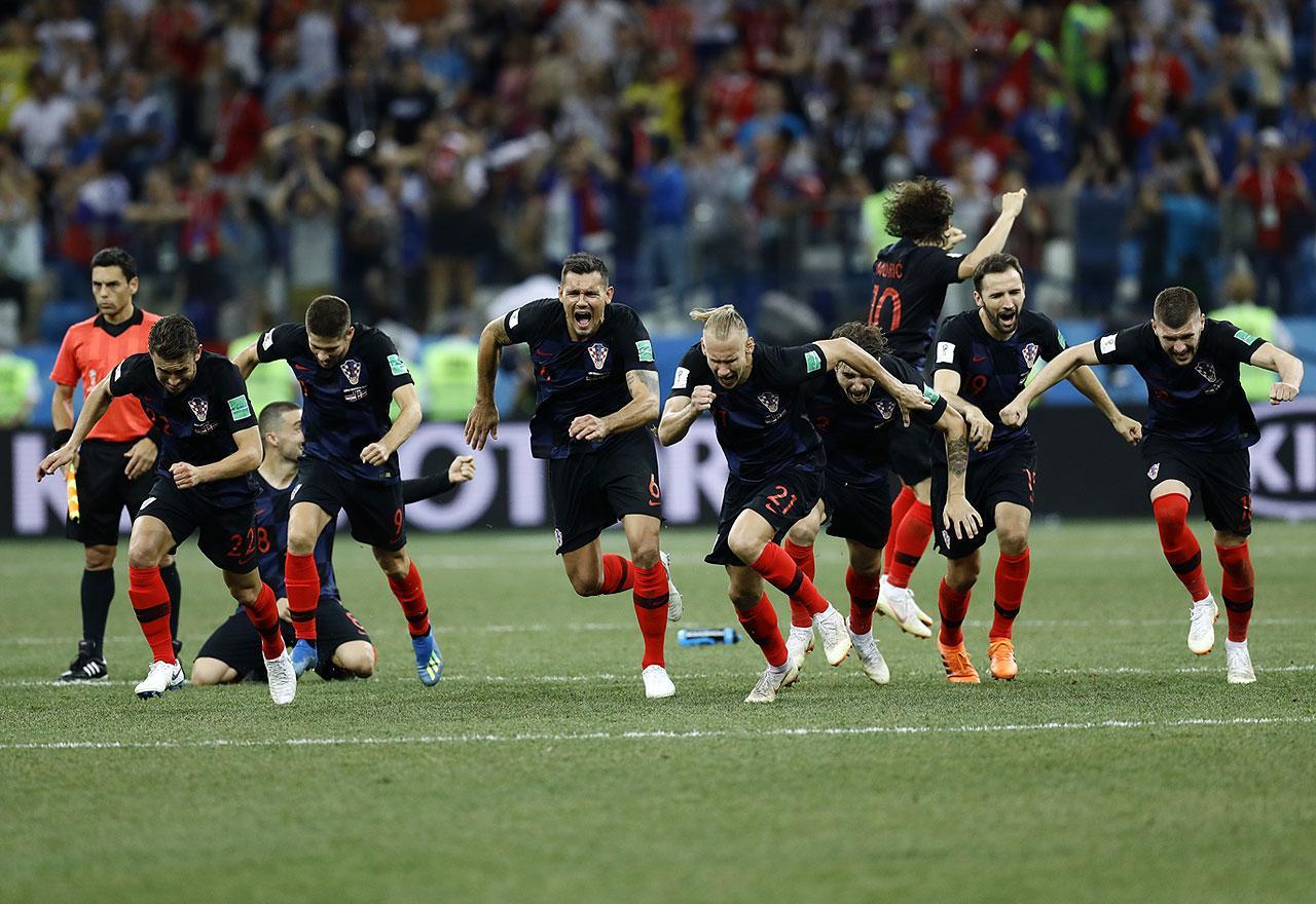 Hrvatska će protiv Engleske ponovno igrati u crnoj garnituri dresova