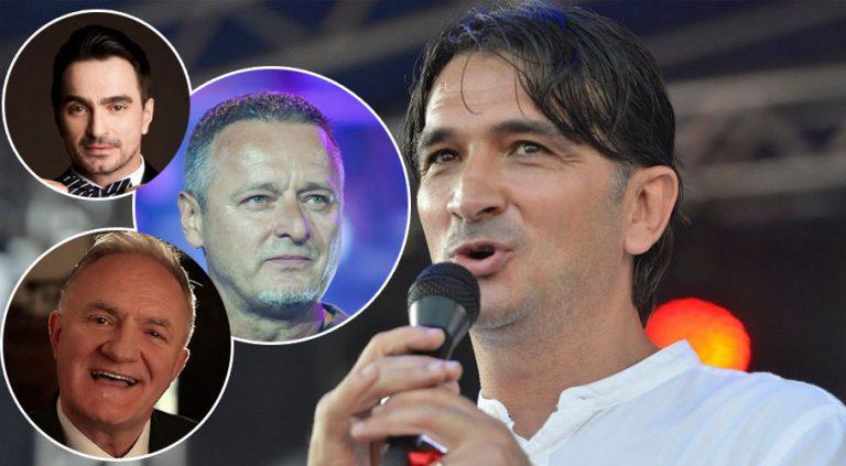 Livno centar svijeta: Dalić, reprezentativci, Thompson, Bulić i 50.000 ljudi