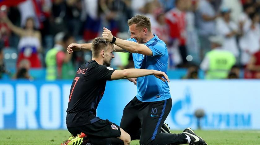 Rakitić: Neka izgori cijela Hrvatska! Lovren: Ovo je bilo za cijelu naciju