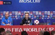 IZ MOSKVE Rakitić: U finalu ne igra samo nas 11, s nama igra i četiri milijuna Hrvata