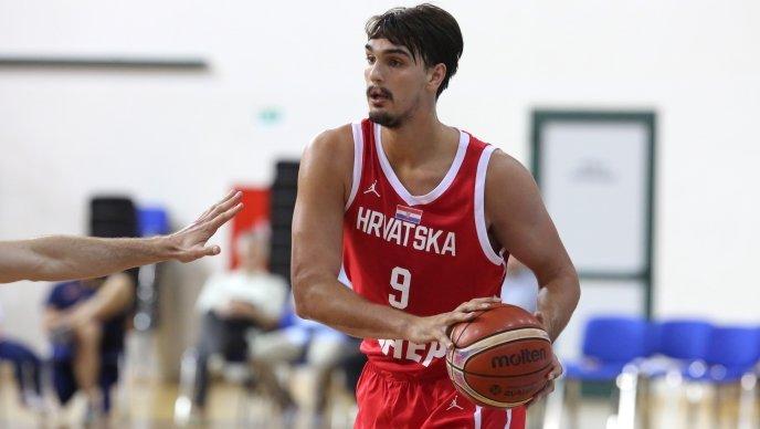 Košarkaši uvjerljivom pobjedom u Rumunjskoj do 2. kruga kvalifikacija
