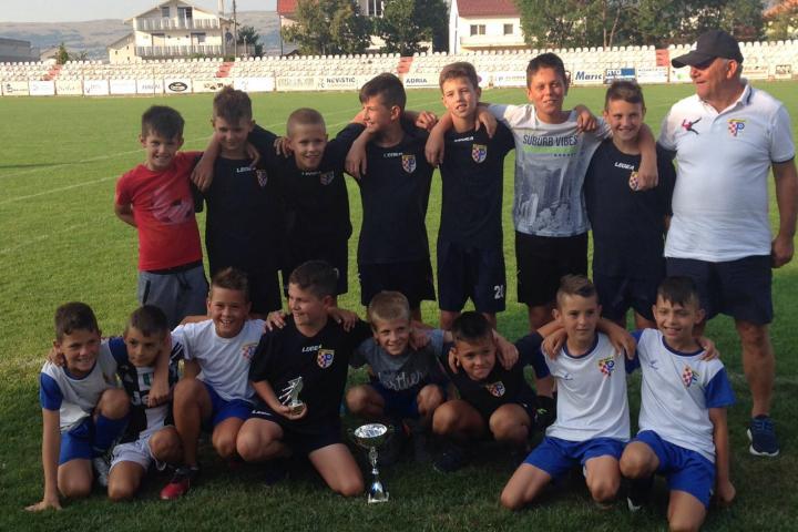 Blago Bago, limač HŠK Posušja najbolji vratar na turniru u Tomislavgradu