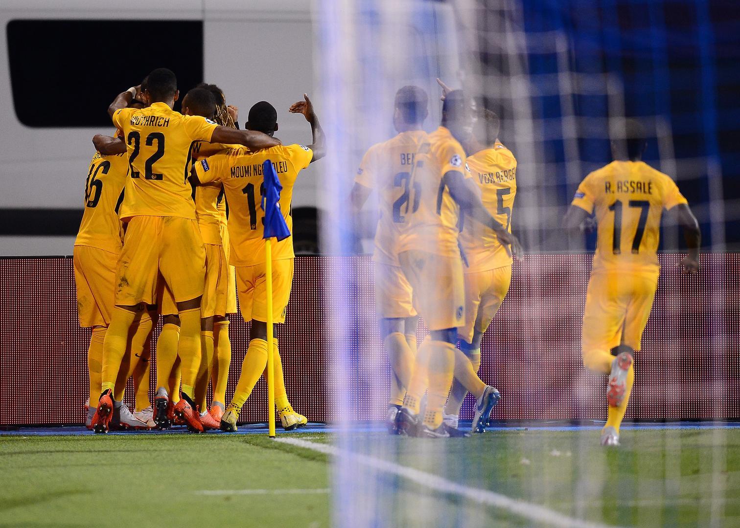 Dinamo ostao bez Lige prvaka: Young Boysi preokretom do slavlja