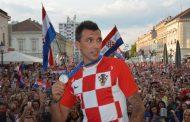 Mario Mandžukić oprostio se od reprezentacije