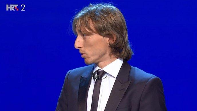 Luka Modrić najbolji nogometaš Europe!
