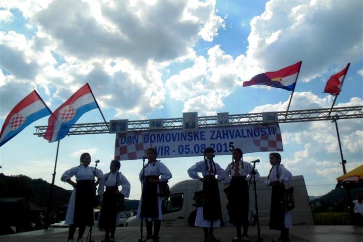 Najava: Dan domovinske zahvalnosti u Viru