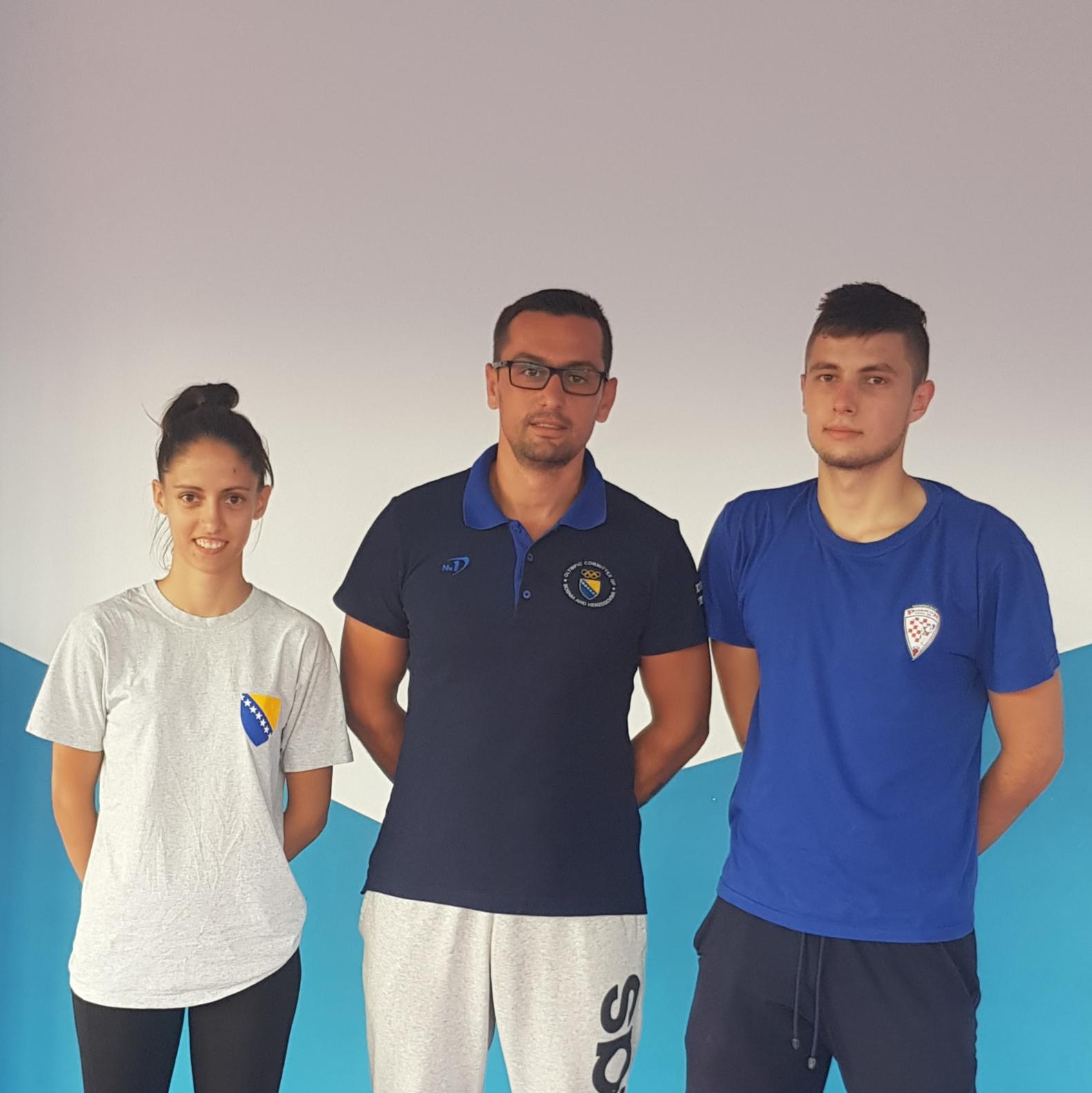 Mihaela Senjak i Karlo Galić na popisu za Europsko prvenstvo do 21 godine