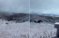 Snijeg zabijelio vrhove Čvrsnice i Vran planine