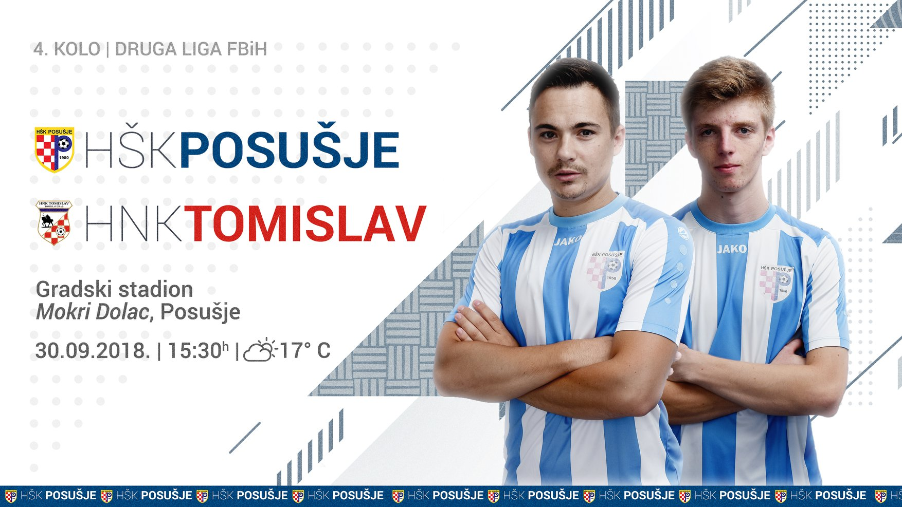 Posušju derbi s Tomislavom, Inter na noge Troglavu