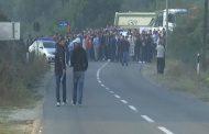 Ratni veterani blokirali sve ceste: 'Vučiću, nećeš proći'