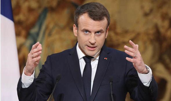 Macron: Pritisci na Palestince neće riješiti bliskoistočni sukob