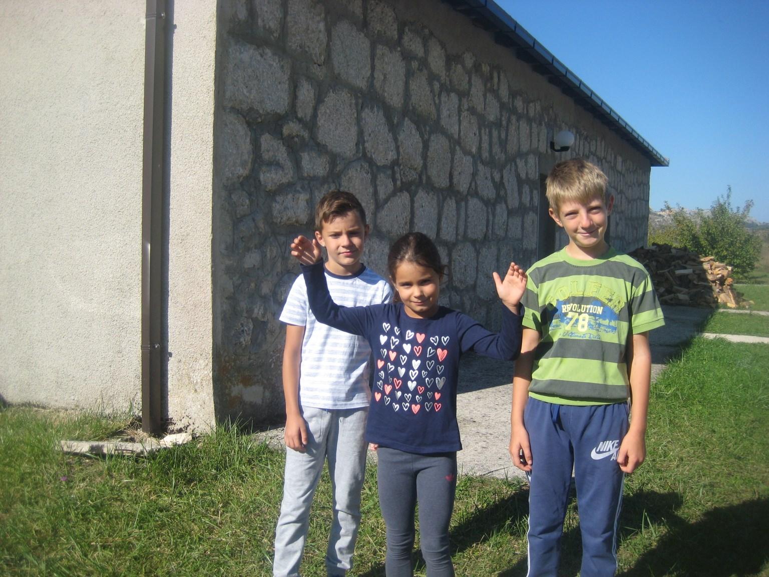 ŠKOLSTVO: Mala-škola u Tribistovu