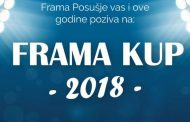 Frama kup 2018.