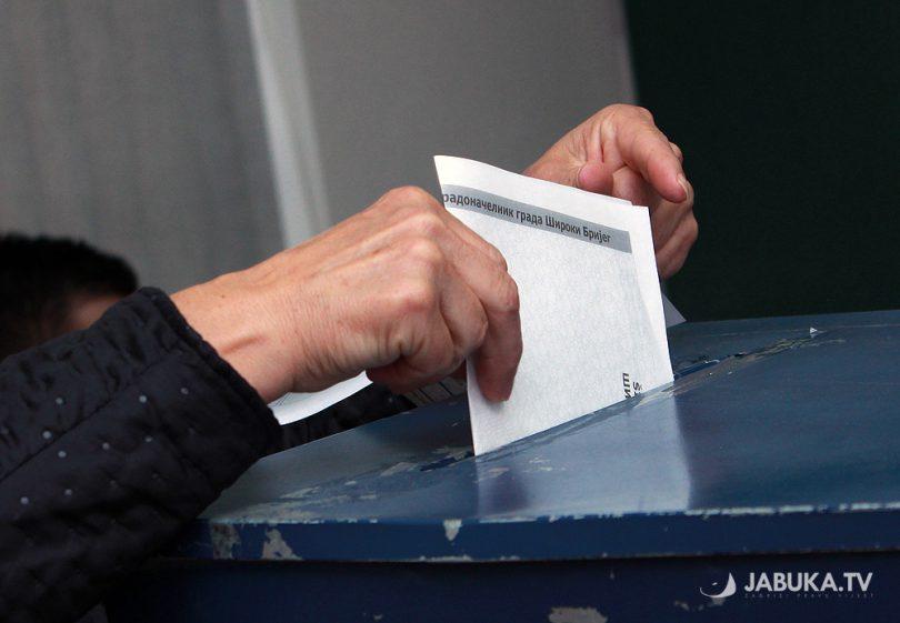 Obavijest Općinskog izbornog povjerenstva vezano uz glasovanje putem pošte