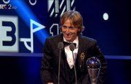 Luka Modrić najbolji nogometaš svijeta!