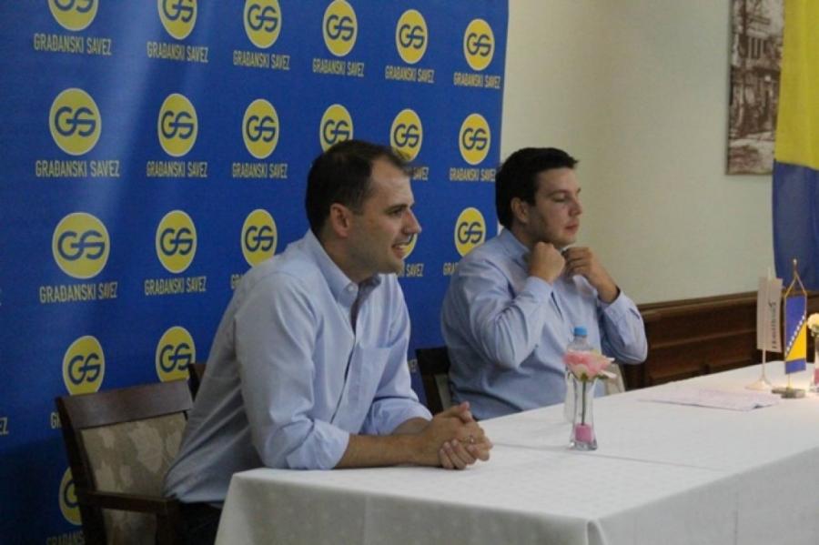 Reuf Bajrović pozvao Bošnjake da glasaju za Komšića