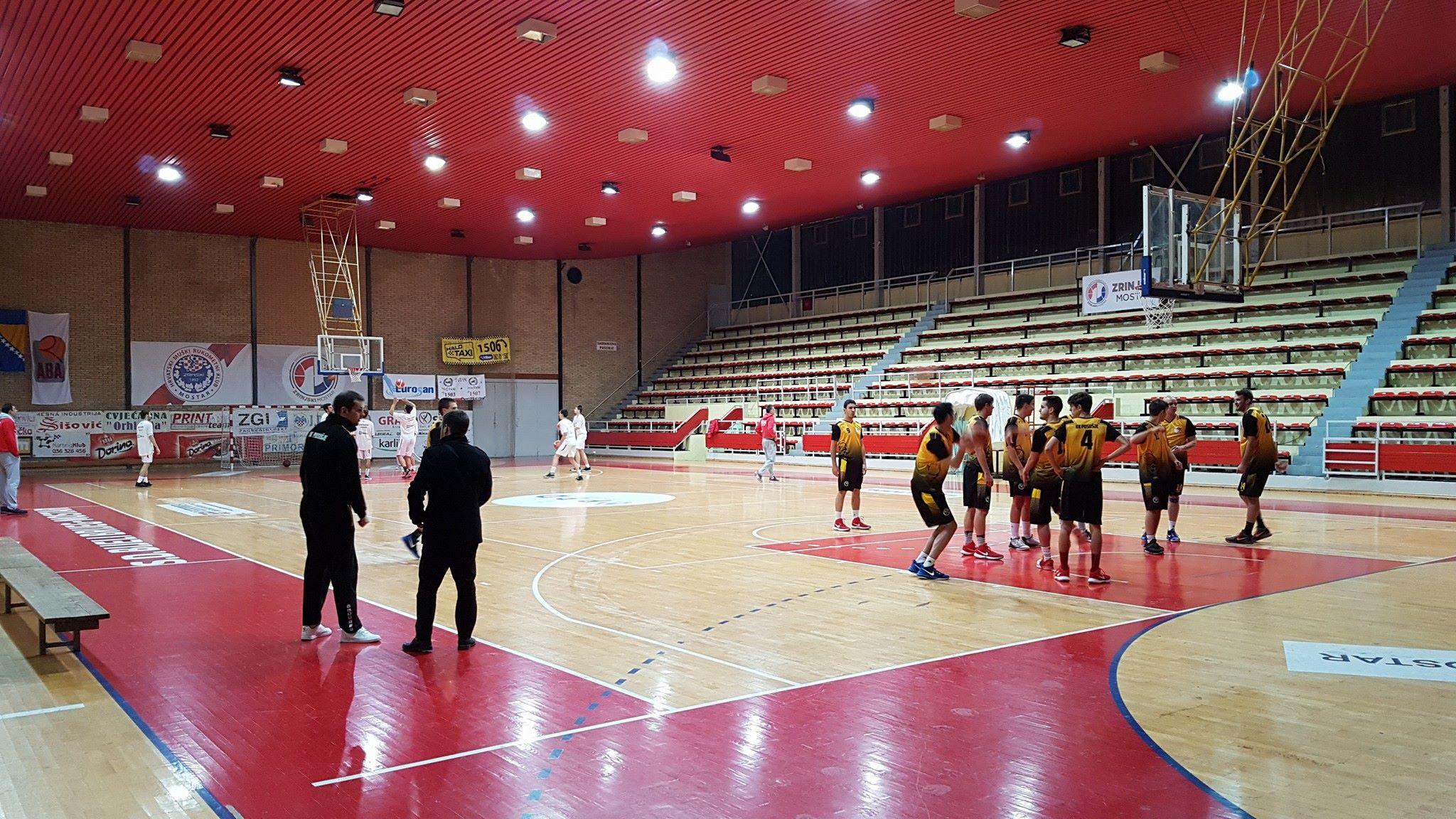 """""""Žuti"""" pobjedom u Mostaru otvorili prvenstvo"""