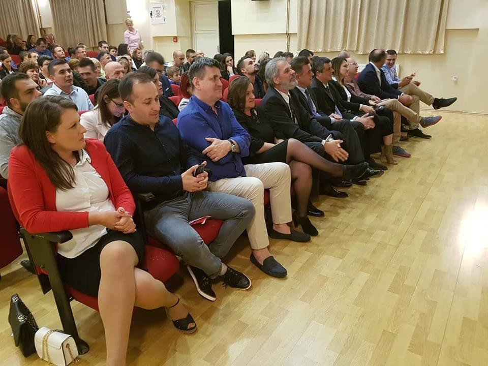 Održan završni predizborni skup koalicije HSP dr. Ante Starčević BiH i Hrvatske Demokratske Unije BiH