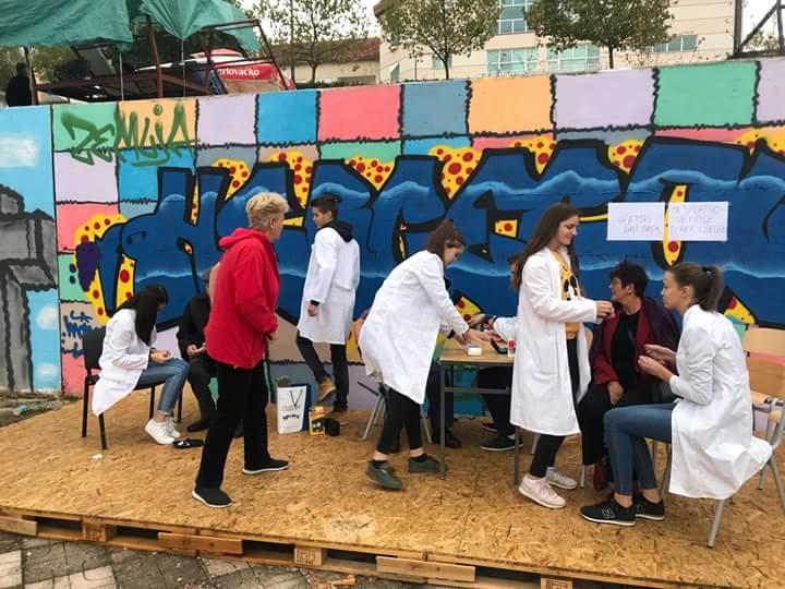 SSŠ: Učenici obilježili Svjetski dan srca