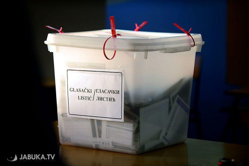 Pogledajte konačne rezultate Općih izbora s ukupnim brojem glasova
