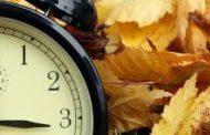 Počelo zimsko računanje vremena