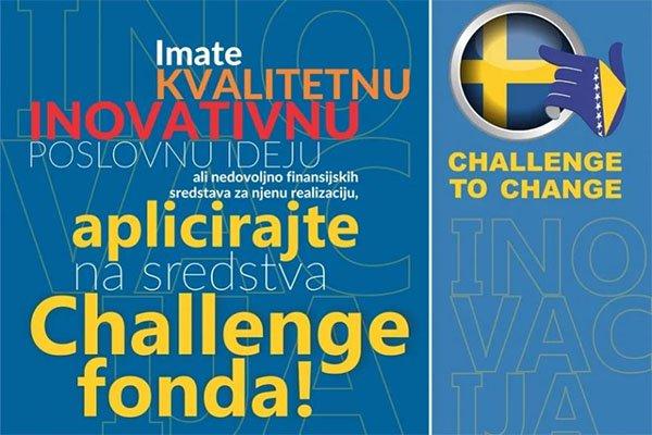 NAJAVA: Info dan na kojem će biti predstavljen treći javni poziv Challenge programa