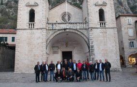Članovi Udruge gospodarstvenika posjetili Boku Kotorsku